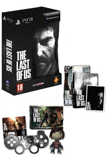 The Last Of Us (Одни Из Нас) Joel Special Edition (Рус)