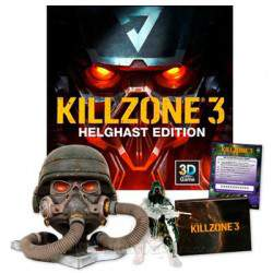 Killzone 3 Helghast Edition (без диска)