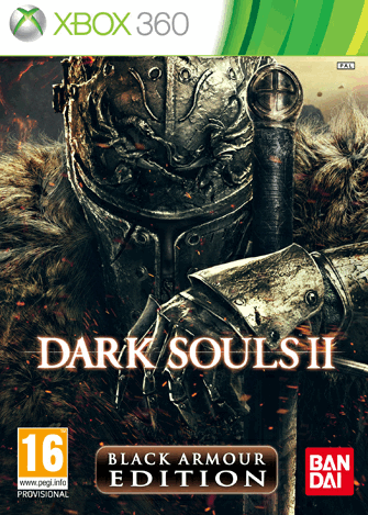 Dark Souls II (2). Black Armour Edition (Рус)