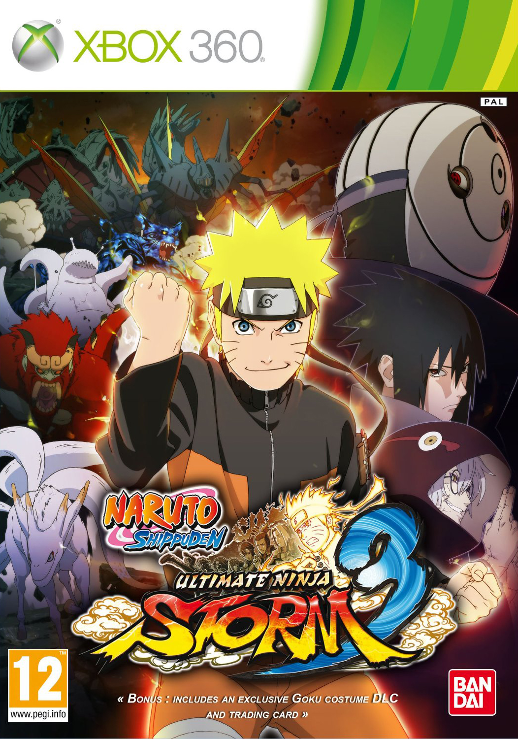 Naruto Shippuden Ultimate Ninja Storm 3 Day 1 Edition (Рус)