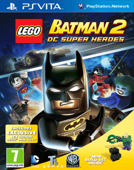 LEGO Batman 2: DC Super Heroes (Бэтмен 2: DC Супергерои) (Рус)