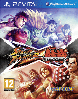 Street Fighter X Tekken (Рус)