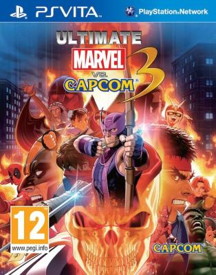 Marvel Ultimate VS. Capcom 3