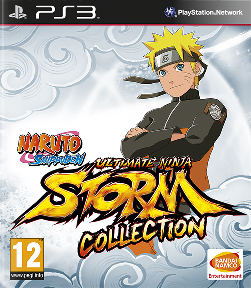 Naruto Shippuden Ultimate Ninja Storm Collection (Ninja Storm + Ninja Storm 2 + Ninja Storm 3 Full Burst)