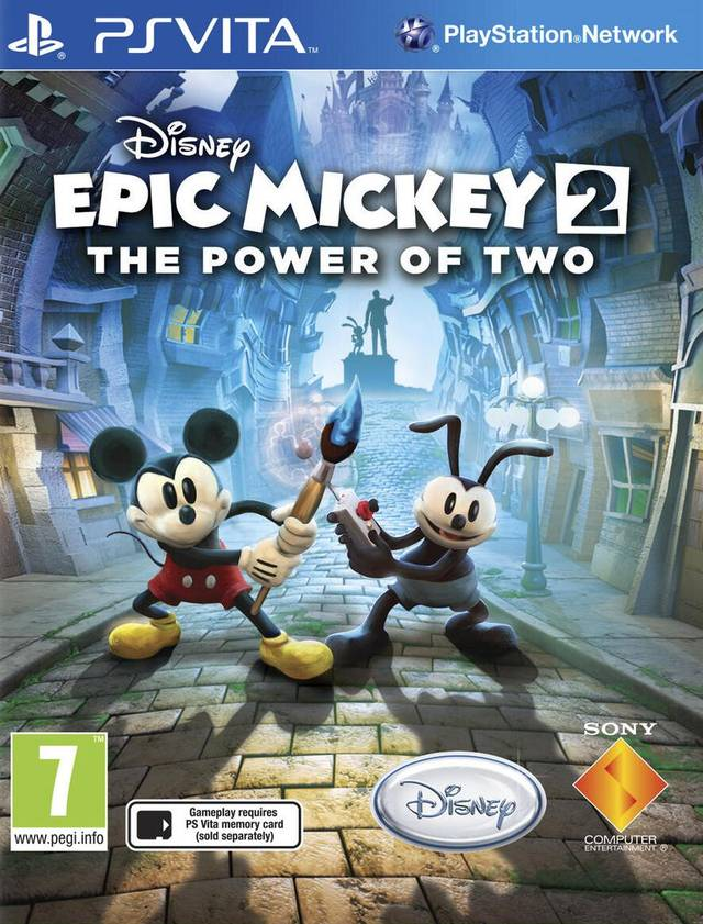 Epic Mickey 2: The Power of Two (Рус)