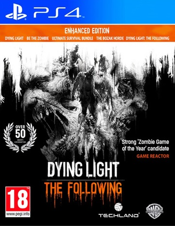 Dying Light: The Following Enhanced Edition (���)