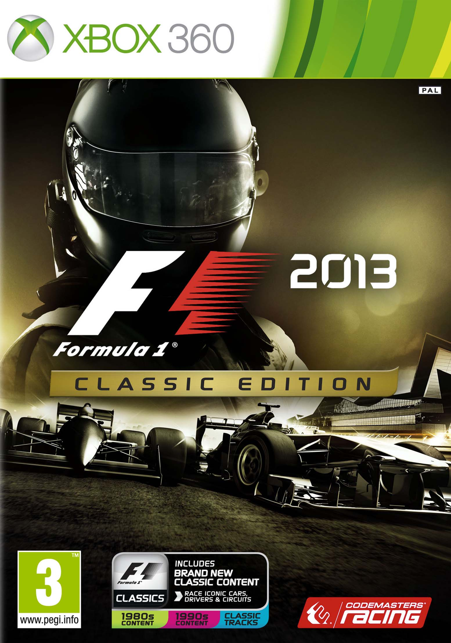 F1 2013 Classic Edition (Рус)