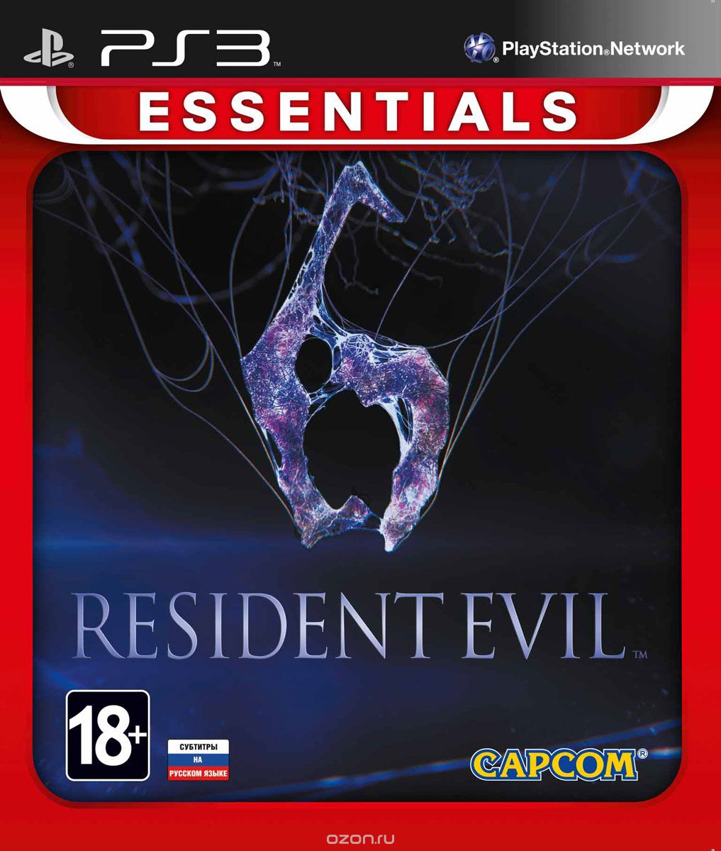 Resident Evil 6 (Essentials) (Рус)