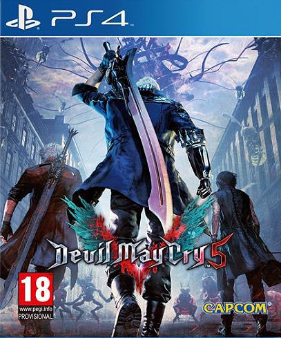 Devil May Cry 5 [Рус]