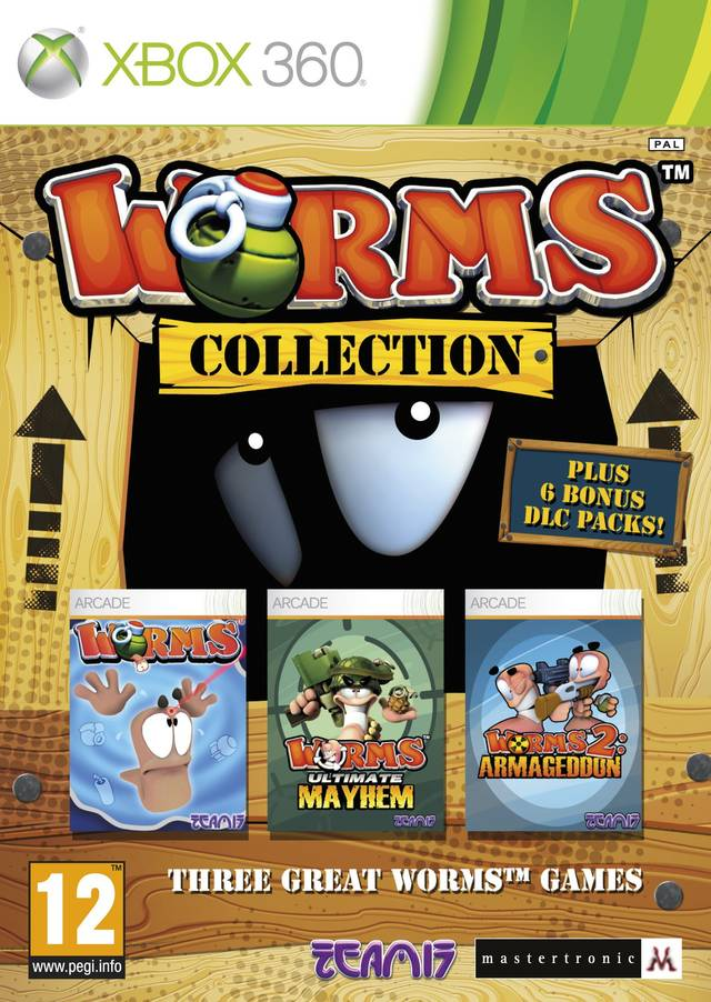 Worms Collection ( Англ.)