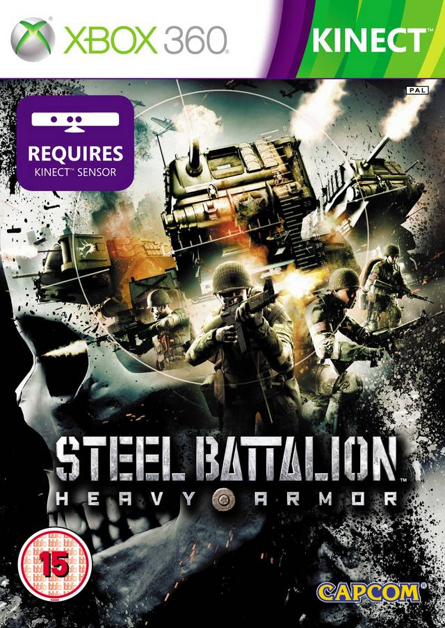 Steel Battalion: Heavy Armor (для Kinect)