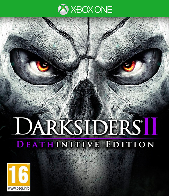 Darksiders II: Deathinitive Edition (Рус)