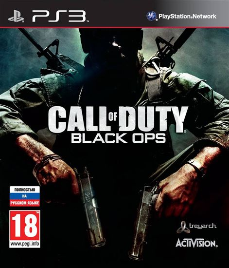 Call of Duty: Black Ops (Рус)