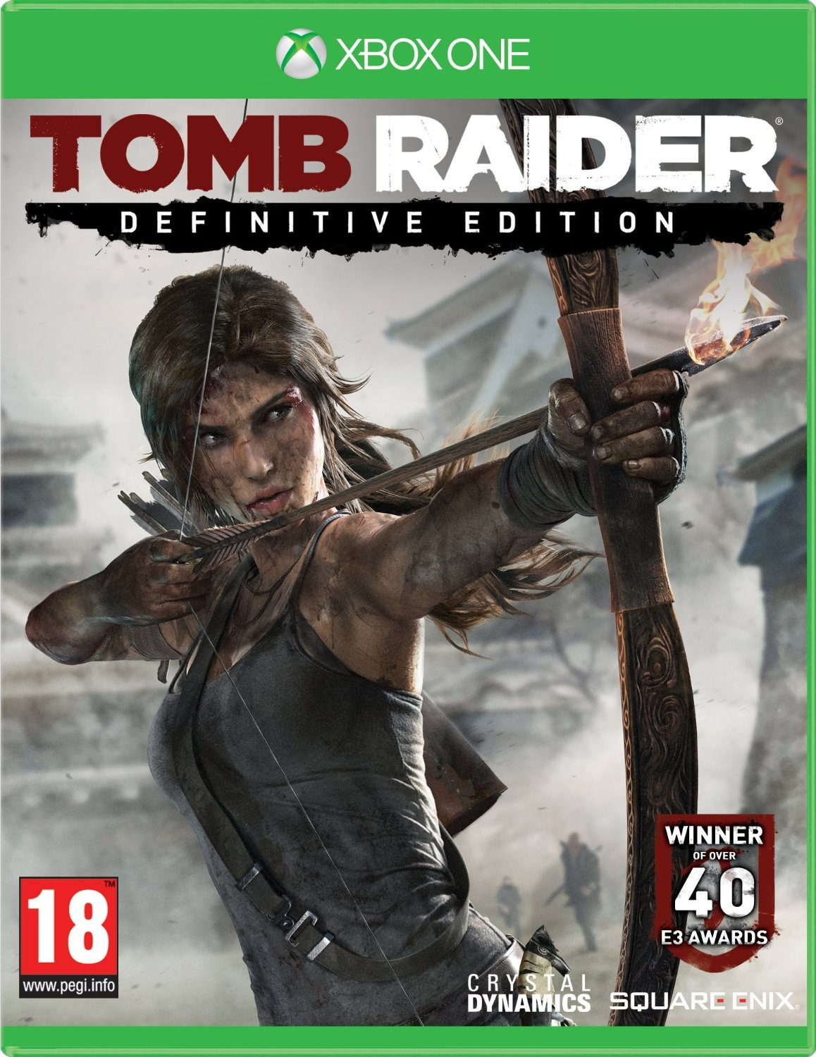 Tomb Raider: Definitive Edition (Рус)