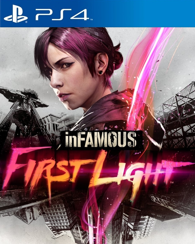 inFamous: First Light (Рус)