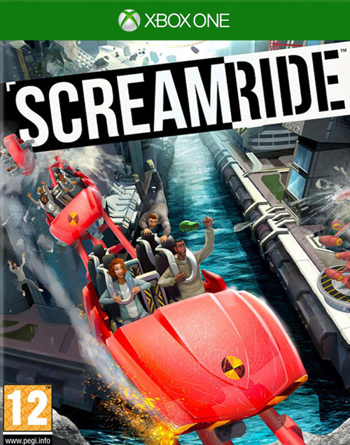 ScreamRide (Рус)