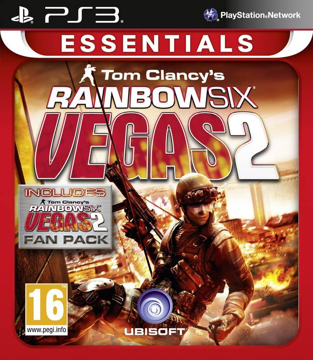Tom Clancys Rainbow Six: Vegas 2: Полное издание (Essentials)
