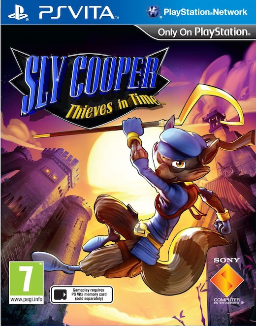Sly Cooper: Thieves in Time (Прыжок во времени)