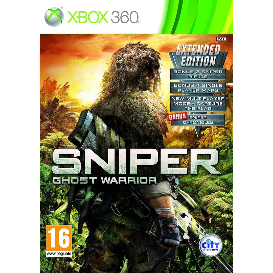 Sniper: Ghost Warrior Extended