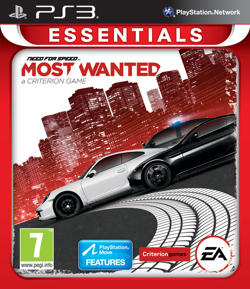 Need for Speed: Most Wanted (Essentials) (Рус)