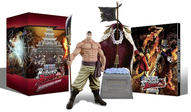 One Piece: Burning Blood. Marineford Edition (Рус)