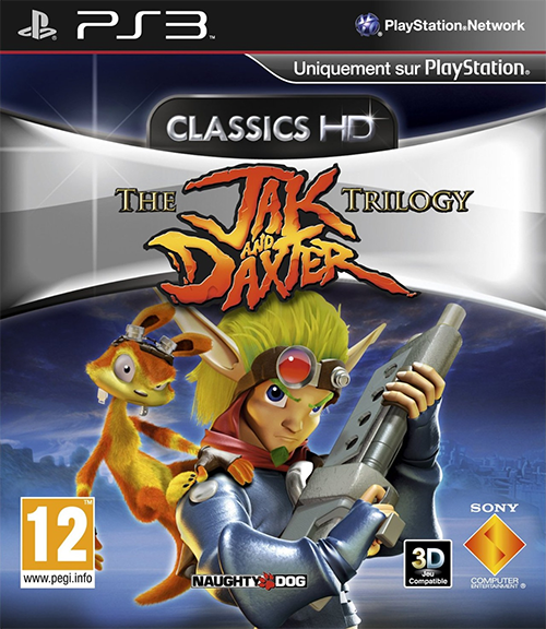 Jak and Daxter: The Trilogy HD Collection