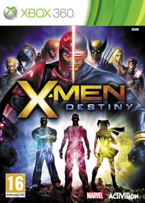X-Men Destiny