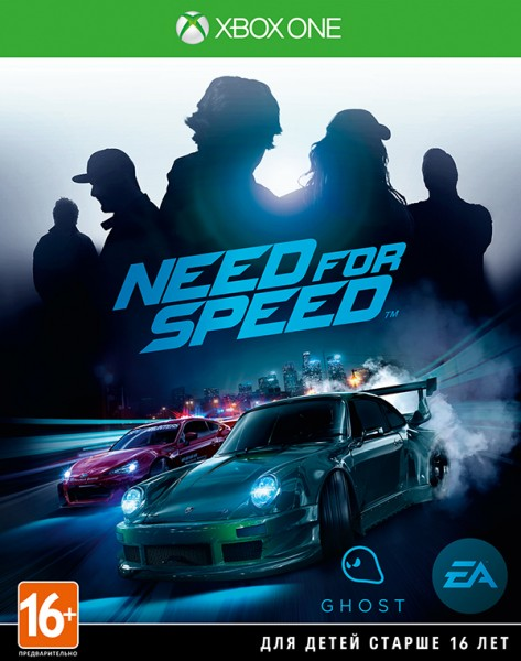 Need for Speed (Рус)