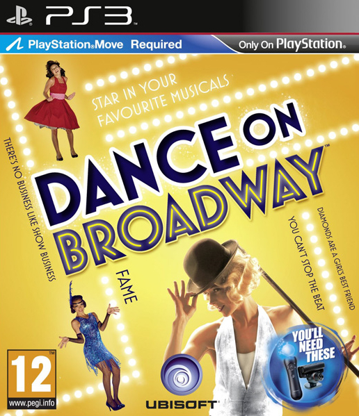 Dance on Broadway (для PS Move)