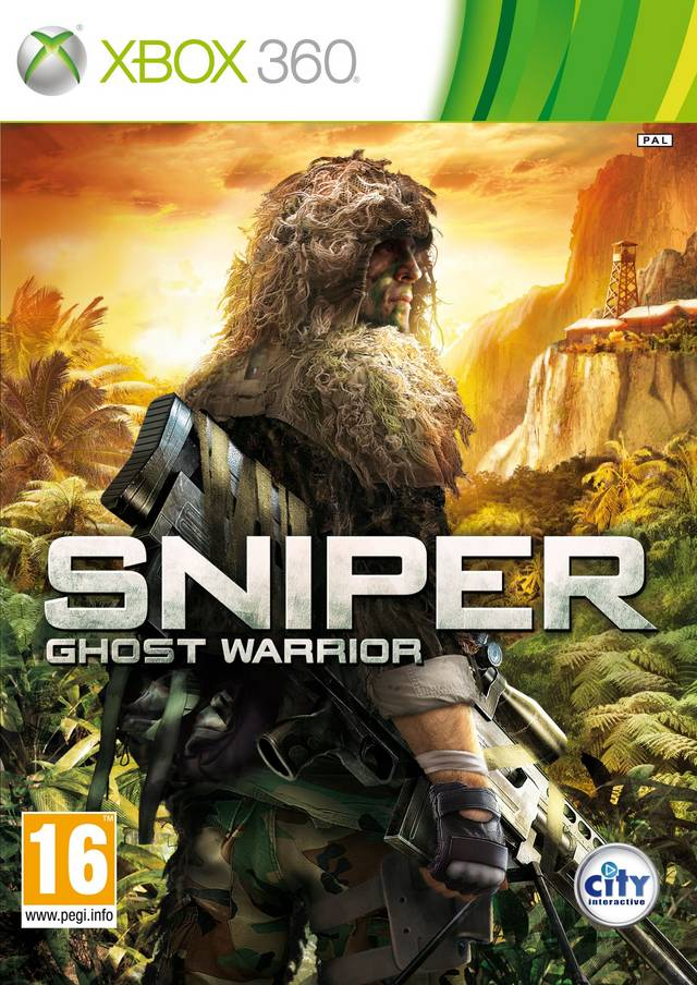 Sniper: Ghost Warrior (Рус.)