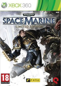 Warhammer 40,000: Space Marine Limited Edition (Рус)