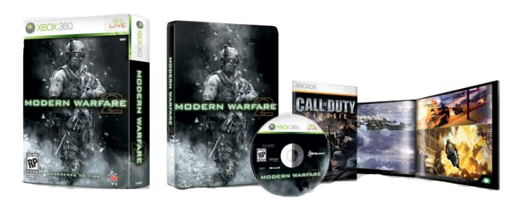 Call Of Duty: Modern Warfare 2 - Hardened Edition