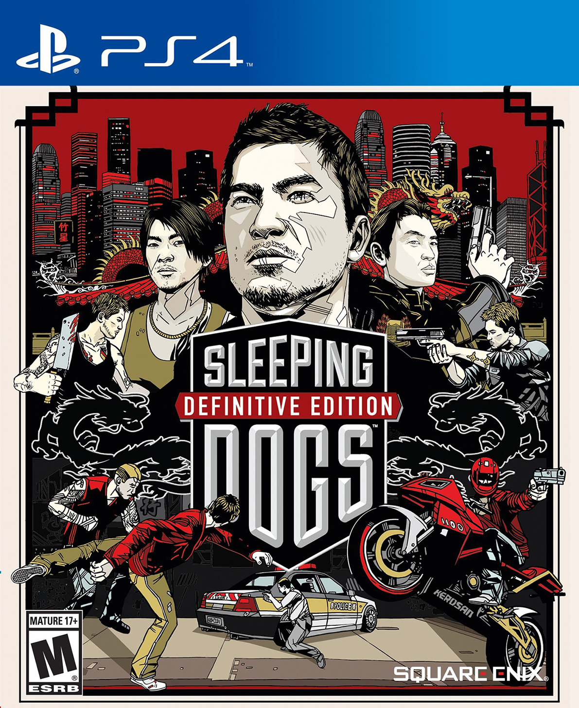 Sleeping Dogs: Definitive Edition (Рус)