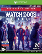 Watch_Dogs: Legion. Resistance Edition (Рус)