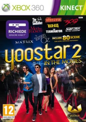 YooStar 2: In the Movies (для Kinect)
