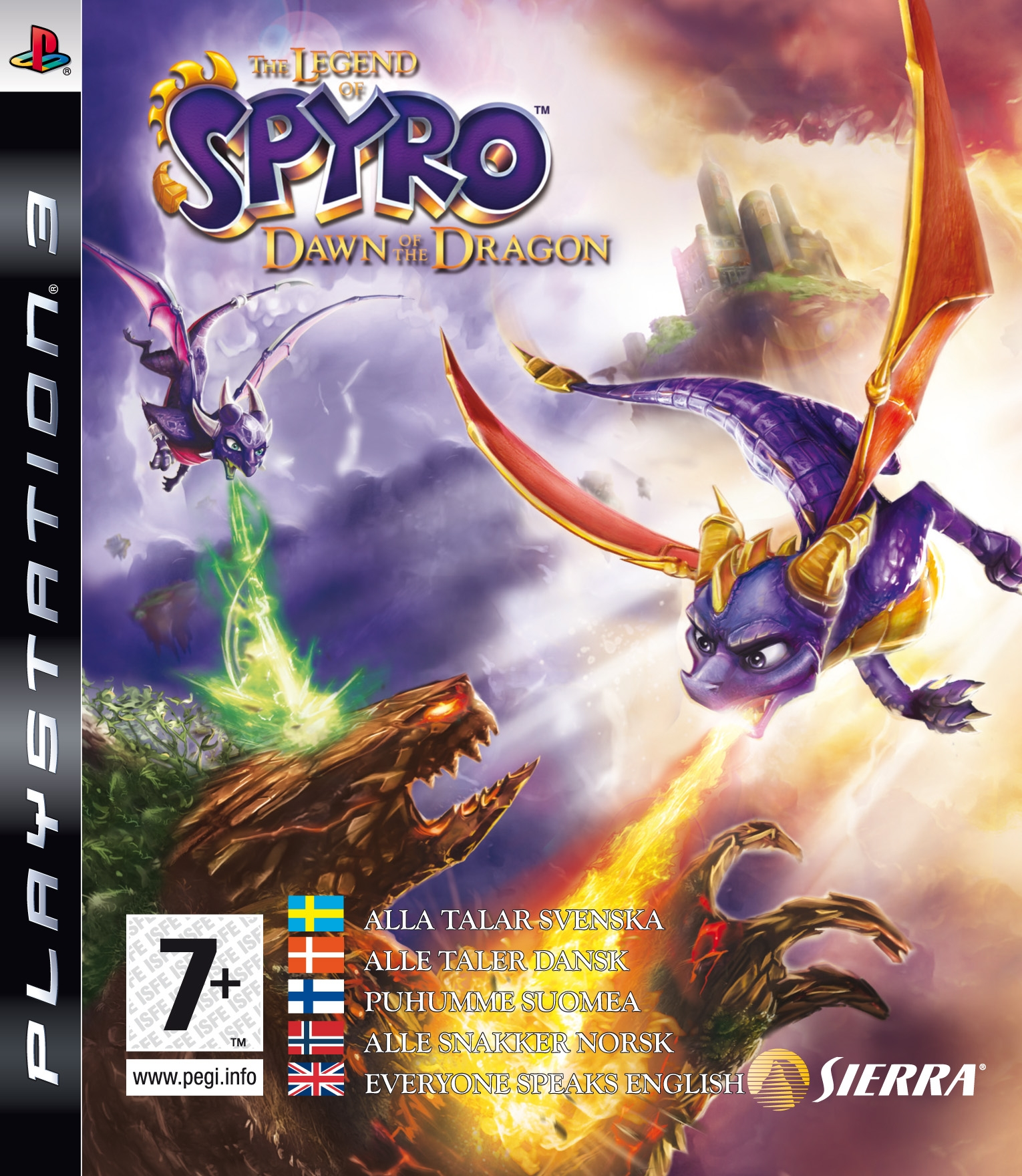 Legend of Spyro: Dawn of the Dragon