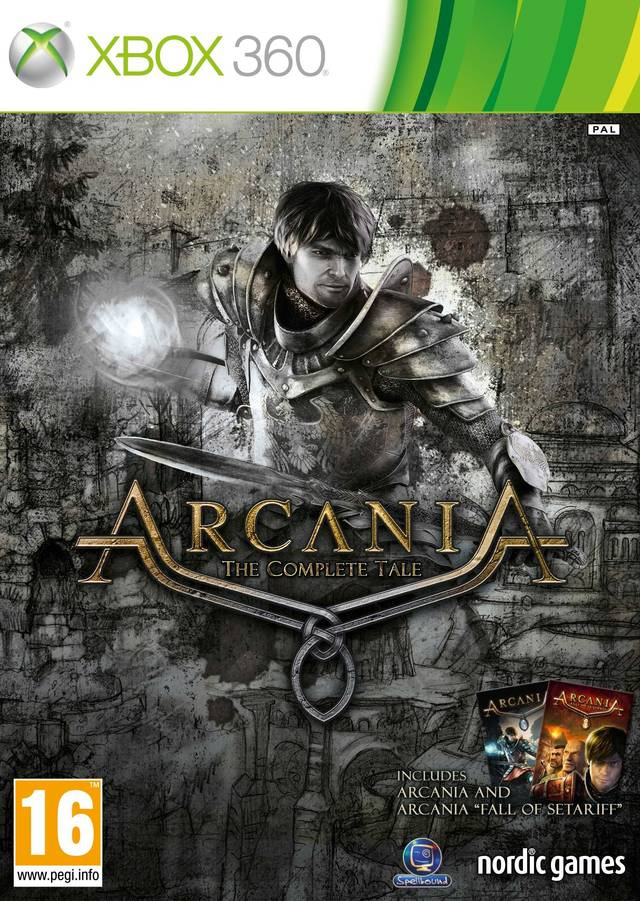 Arcania: The Complete Tale (���)