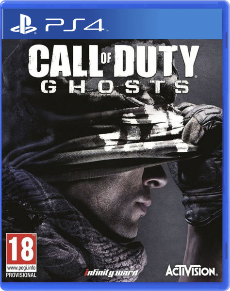 Call of Duty: Ghosts (Рус)