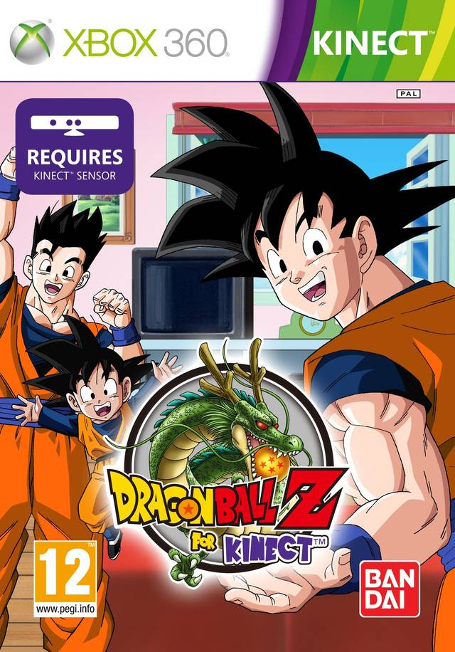 Dragon Ball Z for Kinect (для Kinect)