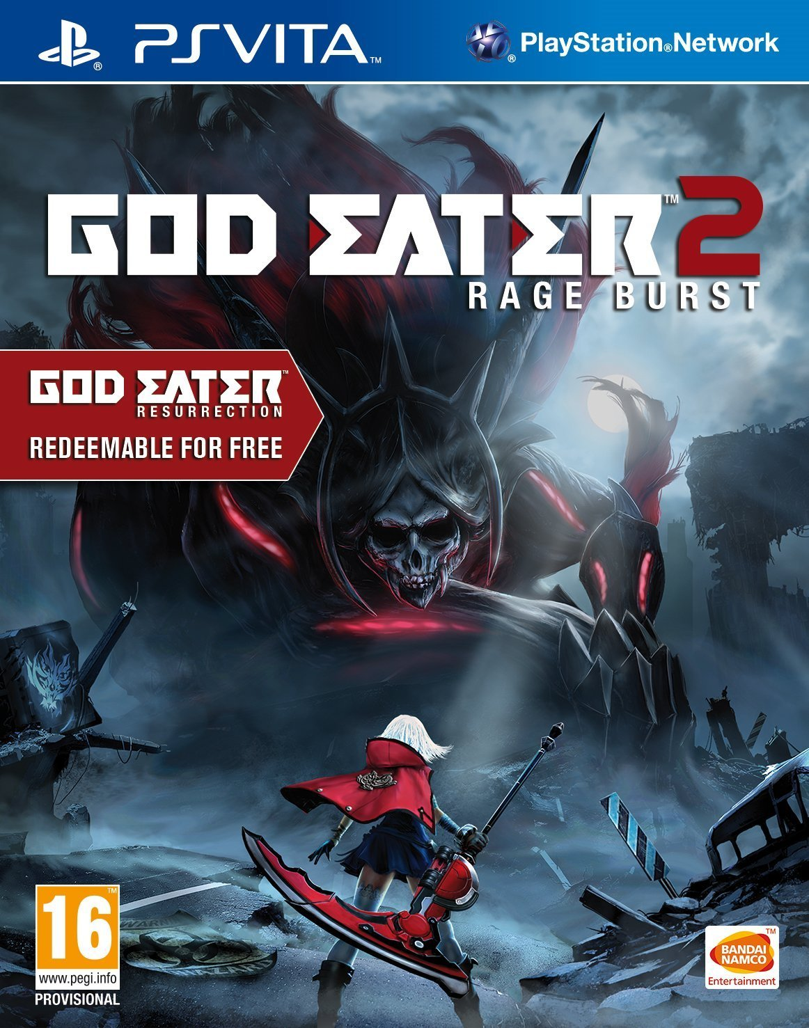 God Eater 2: Rage Burst (Рус)