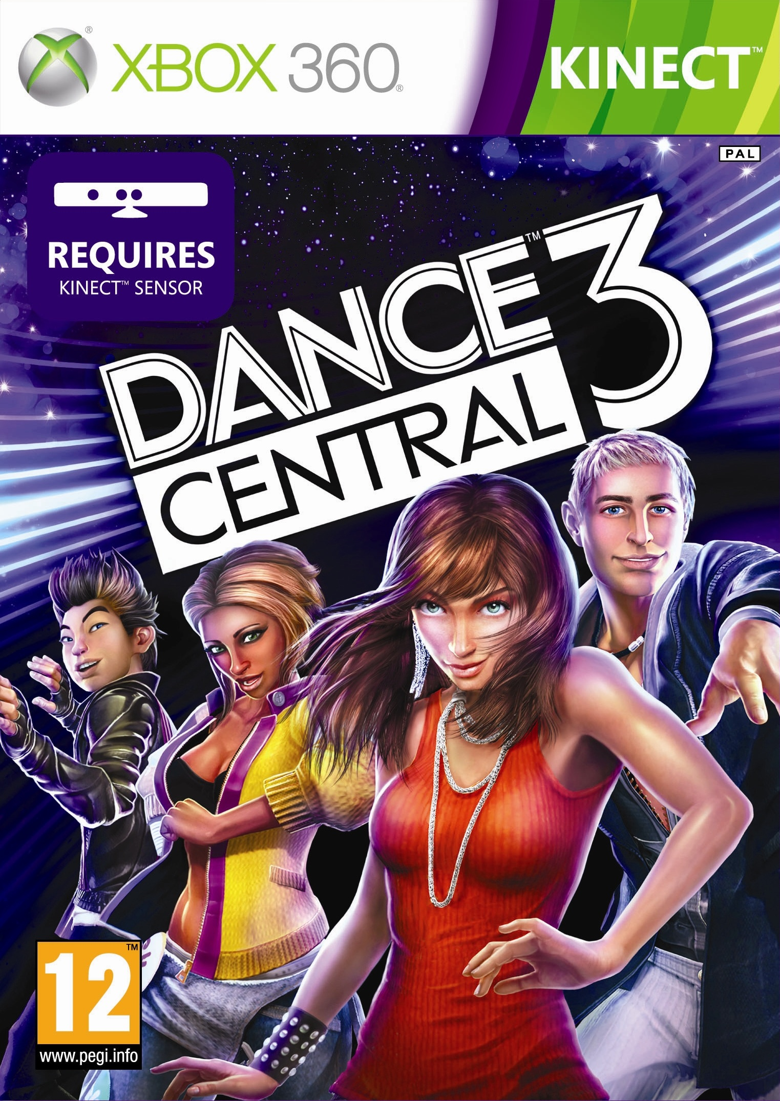Dance Central 3 (Рус)