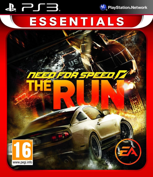 Need for Speed The Run (Essentials)