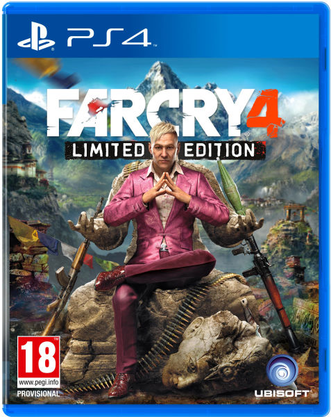 Far Cry 4 Limited Edition (Рус)