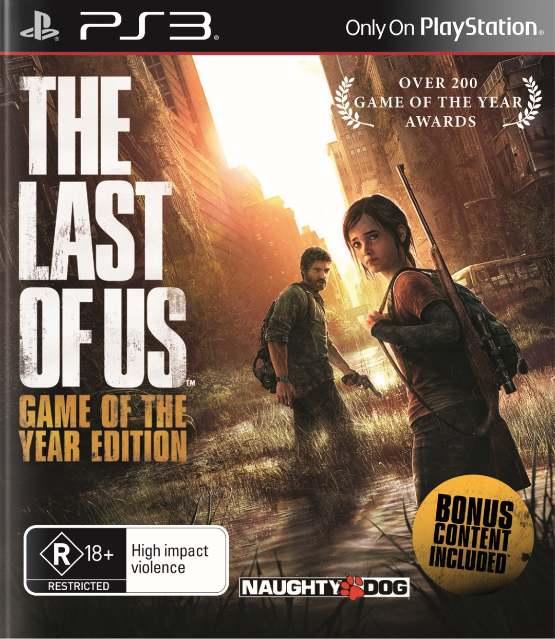The Last of Us: Game of the Year Edition (Одни из Нас: Издание Игра Года) (Рус)