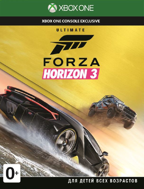 Forza Horizon 3 Ultimate (Рус)