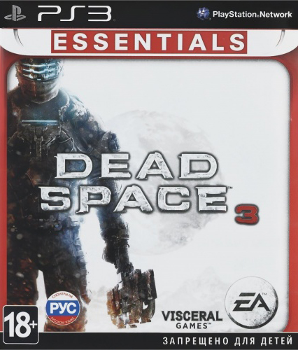 Dead Space 3 (Essentials) (Рус)