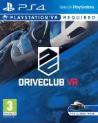 Driveclub VR (для PS VR) (Рус)