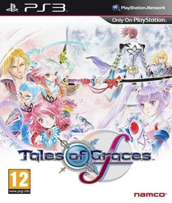 Tales of Graces F: Special Edition