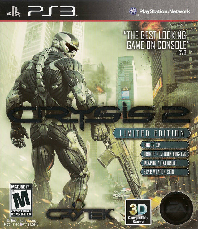 Crysis 2 Limited Edition (Рус)