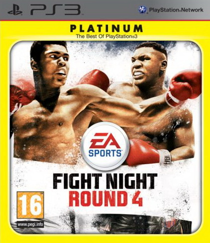 Fight Night Round 4 (Platinum)